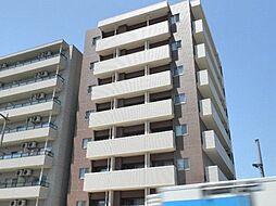 宮城県仙台市青葉区八幡2丁目の賃貸マンションの外観