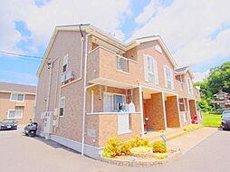 広島県安芸郡熊野町川角3の賃貸アパートの外観
