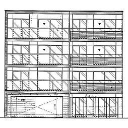 フェーラシュバル平岸[4階]の外観