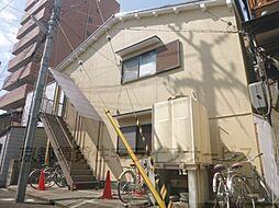 京屋ハイツ[203号室]の外観