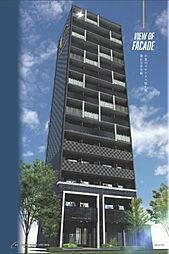 ファステートNANBAWESTディオン[6階]の外観