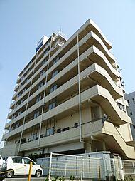 千葉県千葉市美浜区稲毛海岸3丁目の賃貸マンションの外観