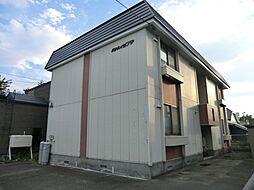 北海道札幌市東区北四十六条東14丁目の賃貸アパートの外観