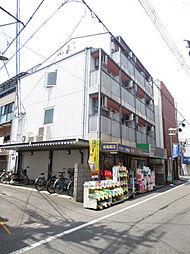 大阪府東大阪市稲田本町3丁目の賃貸マンションの外観