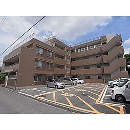 奈良県葛城市尺土の賃貸マンションの外観