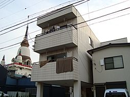 沢上コーポ[2階]の外観