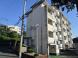 大阪府泉佐野市南泉ケ丘2丁目の賃貸マンションの外観