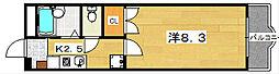 キョウエイマンション[2階]の間取り