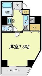 Mヴィレッジ寺田町[5階]の間取り