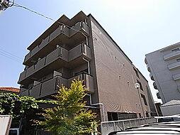 兵庫県姫路市八代の賃貸マンションの外観