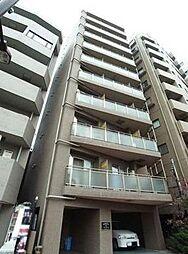 東京都豊島区千早1丁目の賃貸マンションの外観
