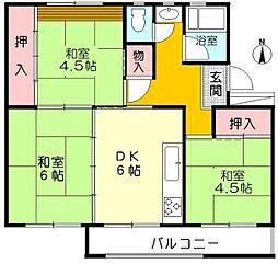 藤山台東団地 119号棟