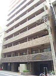 東京都中央区日本橋富沢町の賃貸マンションの外観