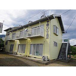 下田ハイツ北方[1階]の外観