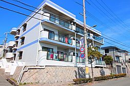 兵庫県神戸市垂水区狩口台7丁目の賃貸マンションの外観