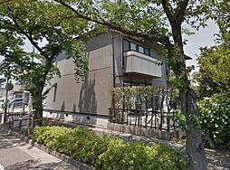 愛知県名古屋市緑区大高町中ノ島の賃貸アパートの外観
