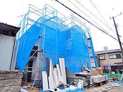 千葉県習志野市大久保4丁目の賃貸アパートの外観