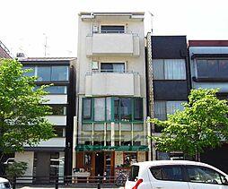 京都府京都市東山区西海子町の賃貸アパートの外観
