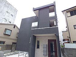 兵庫県神戸市中央区国香通2丁目の賃貸アパートの外観
