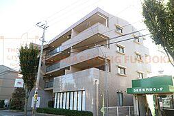 福岡県大野城市筒井5丁目の賃貸マンションの外観