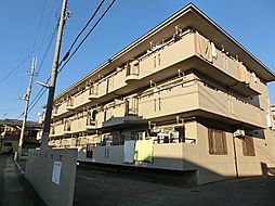 京都府京都市山科区竹鼻竹ノ街道町の賃貸マンションの外観