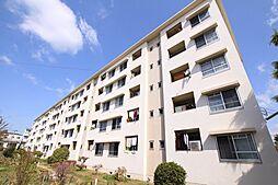 星陵台住宅3号棟[5階]の外観