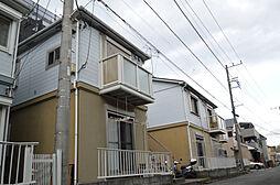 神奈川県相模原市南区古淵6丁目の賃貸アパートの外観