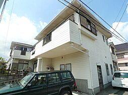 榎本アパート[2階]の外観