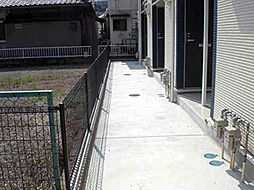兵庫県相生市那波の賃貸アパートの外観
