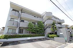 愛知県名古屋市天白区鴻の巣2丁目の賃貸マンションの外観