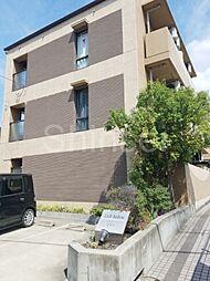 大阪府堺市北区宮本町の賃貸マンションの外観