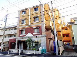 神奈川県横浜市磯子区西町の賃貸マンションの外観