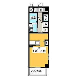 川越富洲原駅 5.3万円