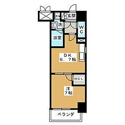 MX−I[9階]の間取り