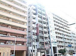 ハピネス江坂[3階]の外観