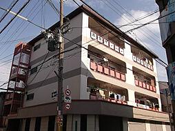 西田マンション[3階]の外観