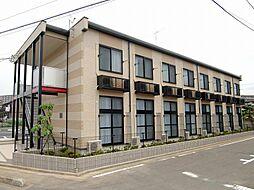 埼玉県三郷市三郷3丁目の賃貸アパートの外観