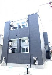 宮城県仙台市若林区保春院前丁の賃貸アパートの外観