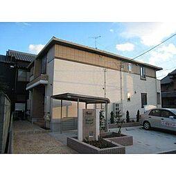 JR関西本線 八田駅 徒歩17分の賃貸アパート