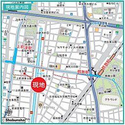 上前津駅から徒歩2分の好アクセス地。充実した設備仕様は一見の価値あり。