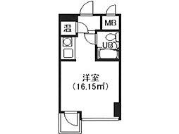 メゾン南平B棟[1階]の間取り