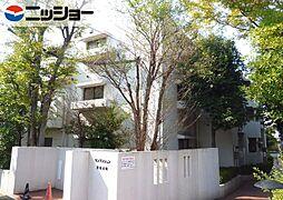 サンマンション東山元町B-102[1階]の外観