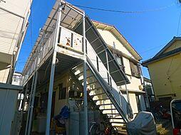 中川荘[2階]の外観