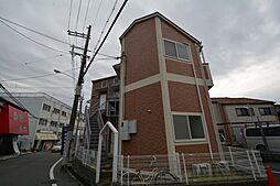 プチグレイス塚口壱番館[203号室]の外観