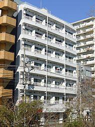 新松戸NCAマンション[4階]の外観