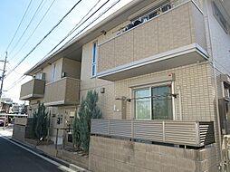 大阪府茨木市庄2丁目の賃貸アパートの画像