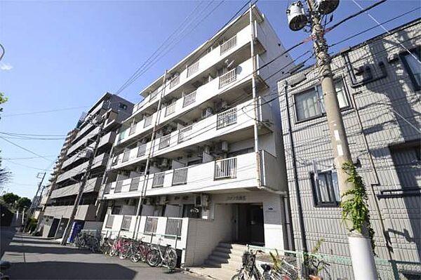 メゾン大森北 6階の賃貸【東京都 / 大田区】