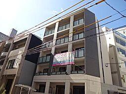 (仮称)足代北賃貸マンション新築工事[5階]の外観