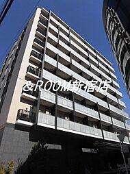 ザ・パークハビオ早稲田[6階]の外観