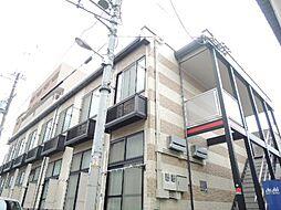 大阪府大阪市平野区加美北3丁目の賃貸アパートの外観